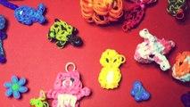 Rainbow loom création animals - animaux partie 1 :)