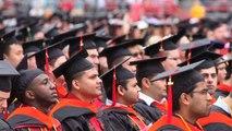 Rutgers University graduates more than 16,000