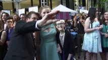 'The Fault in Our Stars' stars at NY premiere