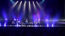 P!X 日本ダンス全国大会決勝 rehearsal 大宮西高校ダンス部