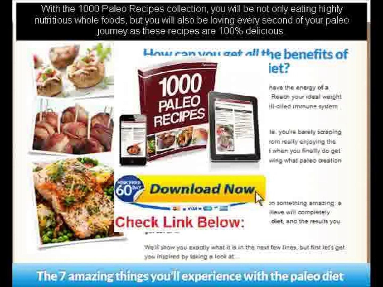 caveman diet plan pdf