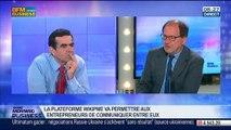 WikiPME, la première communauté numérique des entrepreneurs de France, Hervé Novelli, dans GMB – 16/06