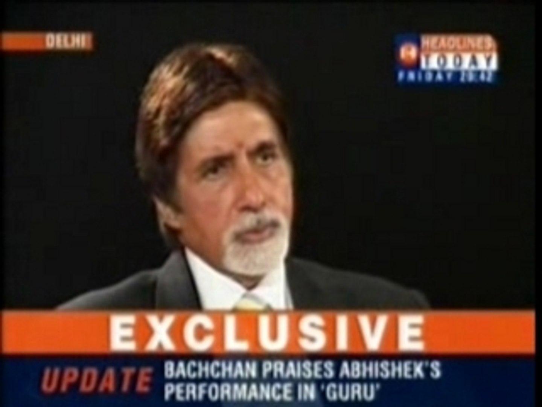 SidhiBaat Amitabh Bachchan