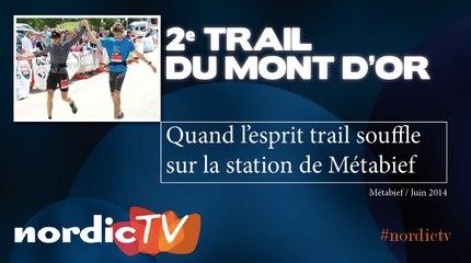Trail du Mont d'Or : l'esprit trail a soufflé sur Métabief