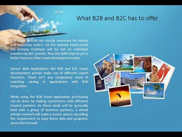 Travel Portal & Travel Website Development, B2B/B2C Travel Portal @Axissoftech.org | Godialy.com
