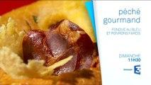 Péché gourmand : fondue au bleu et poivrons farcis au chèvre - Dimanche 22 juin à 11h30