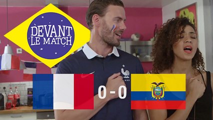 DEVANT LE MATCH : #1 France/Honduras - Shaaker