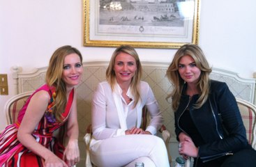 Interview : Cameron Diaz, Leslie Mann et Kate Upton parlent du film Triple Alliance