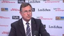 Alain BERLIOZ-CURLET, Président de la Chambre Régionale de Métiers et de l'Artisanat de Rhône Alpes