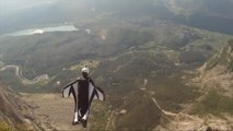Warrior Lifestyle in May and June - el toro o nada - Base Jumping