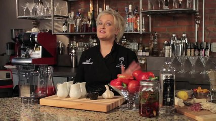 Bloody Good Balsamic Mary - Kathy Casey's Liquid Kitchen - Small Screen