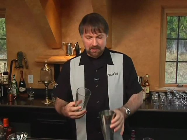 Margarita Cocktail - The Cocktail Spirit with Robert Hess - Small Screen
