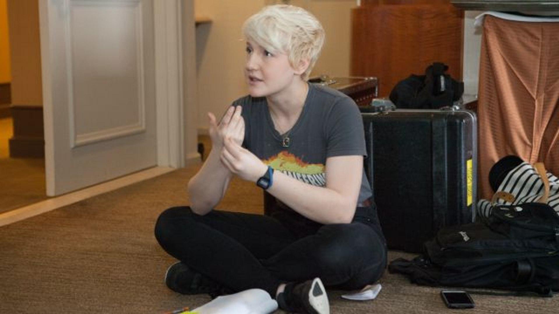 Teen Technorati  - Meet Catherine Ray—A 2014 Thiel Fellow and Mathematics Wunderkind
