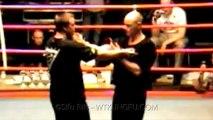 Super Fast & Dynamic Wing Tsun Demo with Sifu Riis - YouTube