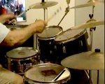 EUROPE - the final countdown -live- drum cover