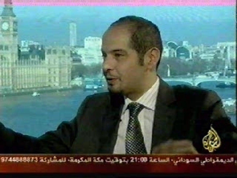 Le passage de Khalifa sur Aljazeera