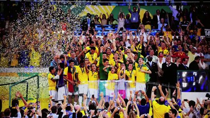One Month to Go - Brazil 2014