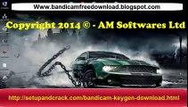 Comment faire pour installer Bandicam 1.9.5.510 - Jeu logiciel d'enregistrement gratuitement