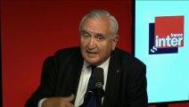 """Jean-Pierre Raffarin : """"Il y a trop d'abus dans le système des intermittents"""""""