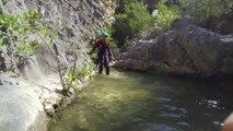 Canyoning Cramassouri - Vallée de la Tinée - Descente canyon Nice Alpes Maritimes 06