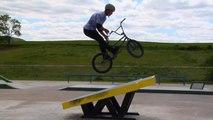 Bryan Manosalvas - Oh Snap - Woodward Camp - BMX