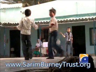 Father's day at Sarim burney shelter home