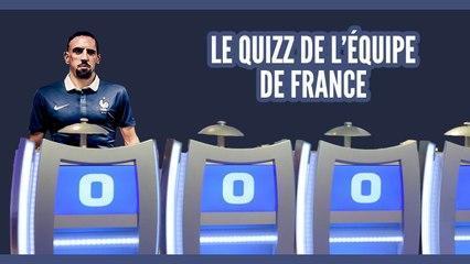 Le quizz des Bleus à la coupe du monde