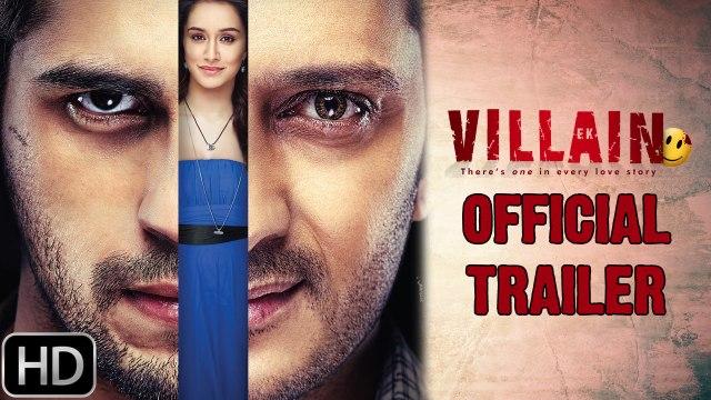 Ek Villain - Official Trailer