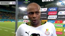 Ghana-USA : la réaction d'André Ayew