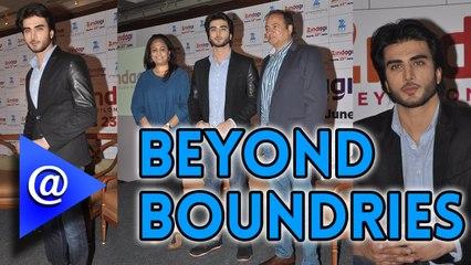 Pakistani actor Imran Abbas visits Mumbai to promote 'Zindagi' channel - AtTellywood