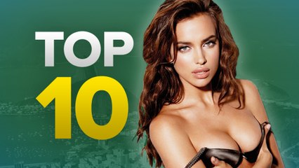 Top 10 World Cup WAGs