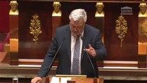 Présentation de la réforme ferroviaire à l'Assemblée Nationale par F. Cuvillier