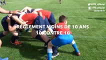 Ecole de Rugby : Moins 10 ans