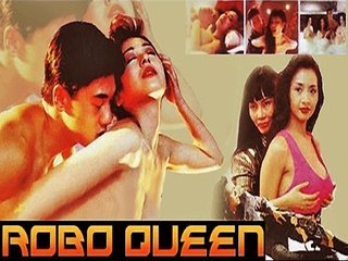 Robo Queen   Hindi Dubbed Movie   Amy Yip, Chikako Aoyama, David Wu