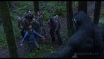 Dawn Of The Planet Of The Apes - Extrait #1 [VO|HD1080p]