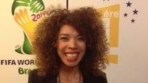 CM2014 Pronostic pour la finale de Flavia Coelho