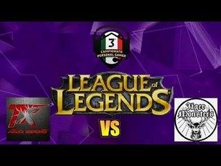 League of Legends: Highlights AtraX eSport Team Omicron vs Jager Monsters