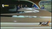 رد فعل ابو تريكة على قبلة مشجعة البرازيل لمراسل الجزيرة