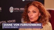 Diane von Furstenberg: Ridiculous to focus on Hillary Clinton's wardrobe