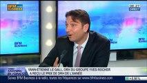 Yann-Etienne Le Gall reçoit le prix de DRH de l'année, Yann-Etienne Le Gall, dans GMB – 18/06