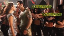 Alia Bhatt And Varun Dhawan's KISS | Saturday Saturday Song !