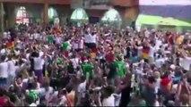 Coupe du monde Brésil 2014 : La surprenante façon de célébrer les buts pour ces supportrices allemandes ! (vidéo)