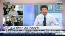 Le Match des Traders:  Matthieu Cerronne VS Christopher Dembik, dans Intégrale Placements - 18/06