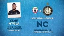 Officiel : M'Vila signe à l'Inter Milan !