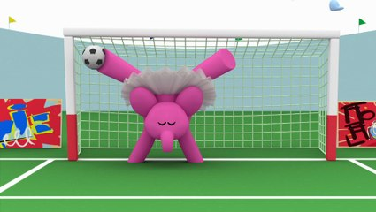Pocoyo World Cup 2014 - The Joy of Sports!