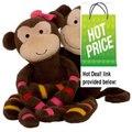 Discount S. S. Noah Plush Monkeys - Momo & Mimi Review