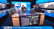 Politique Matin : Thomas Thevenoud, député PS de Saône-et-Loire et porte-parole des députés PS et Florian Philippot, député européen, vice-président du Front national