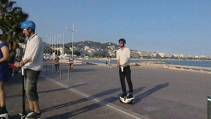 Circuit sur gyropode dans la baie de Cannes par CannesVisitour
