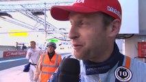 24 Heures du Mans 2014: interview of Stefan Mucke Aston Martin #97
