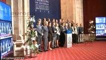 El Maratón de Nueva York, Premio Príncipe de Asturias